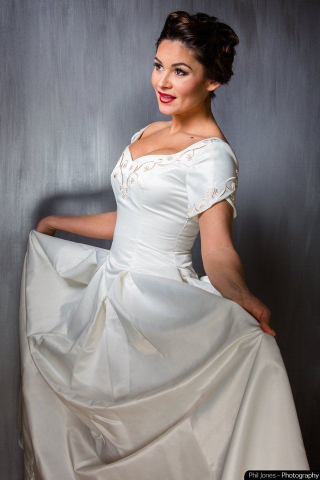Urban Fairytale - wedding and prom dresses from St Luk'e Hospice