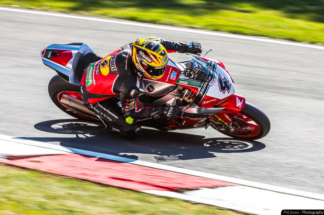 Dan Linfoot, Honda Racing,CBR1000RR Fireblade.
