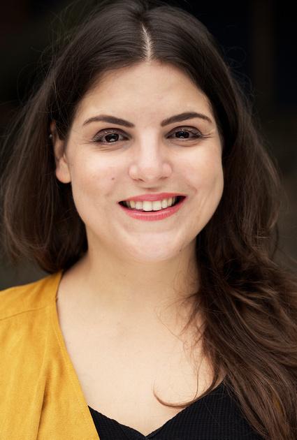 Actor Sara Cristy
