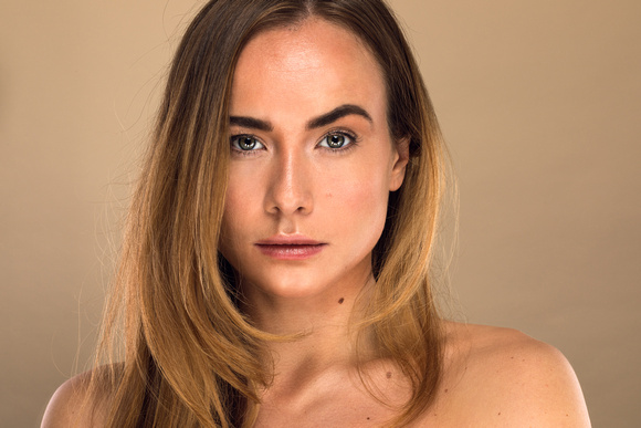 Natural Beauty with model Imogen Leaver from Britains Next Top Model
