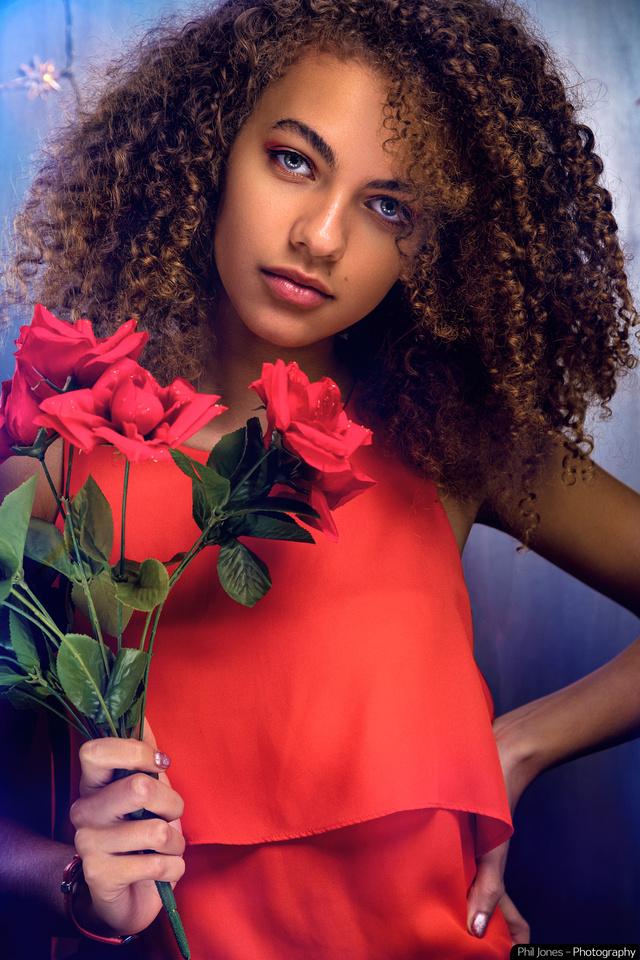 Model Ella Walker