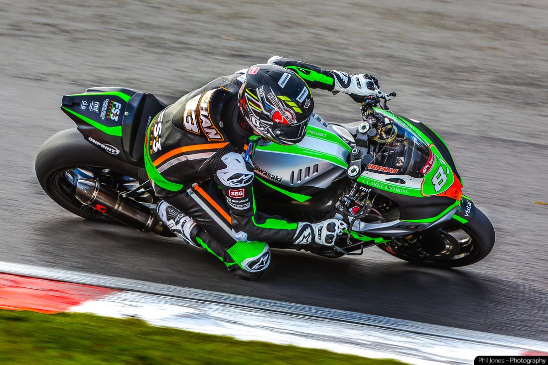 Danny Buchan British Superbikes