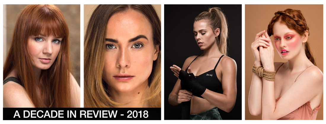 A Decade in Review 2018 Blog looking back at the best modelphotographs of the decade