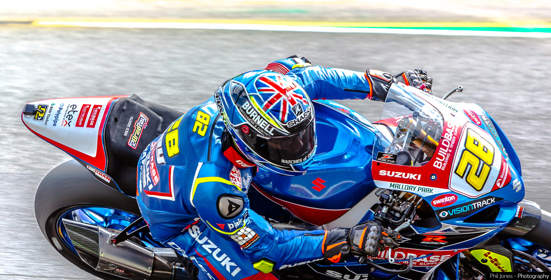 Brad Ray at Brands Hatch 2019. Sports and motorcycle Photography by Phil Jones