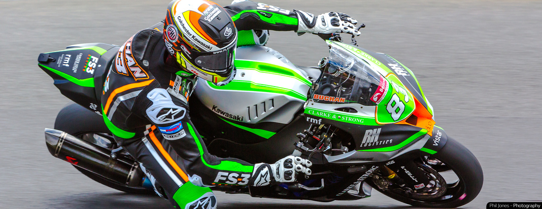 Danny Buchan FS3 Racing Brands Hatch