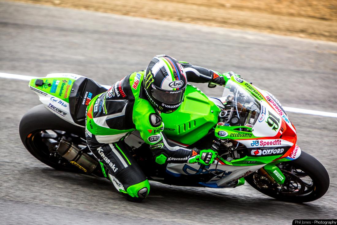 Leon Haslam, British Superbikes 2017