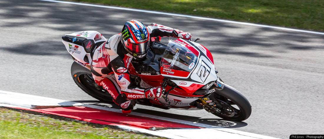 John Hopkins, British Superbikes 2017