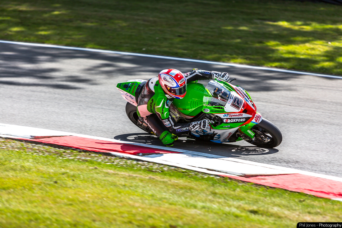 Luke Mossey, JG Speedfit Kawasaki ZX-10RR 1/1600 sec, f3.2, ISO 100