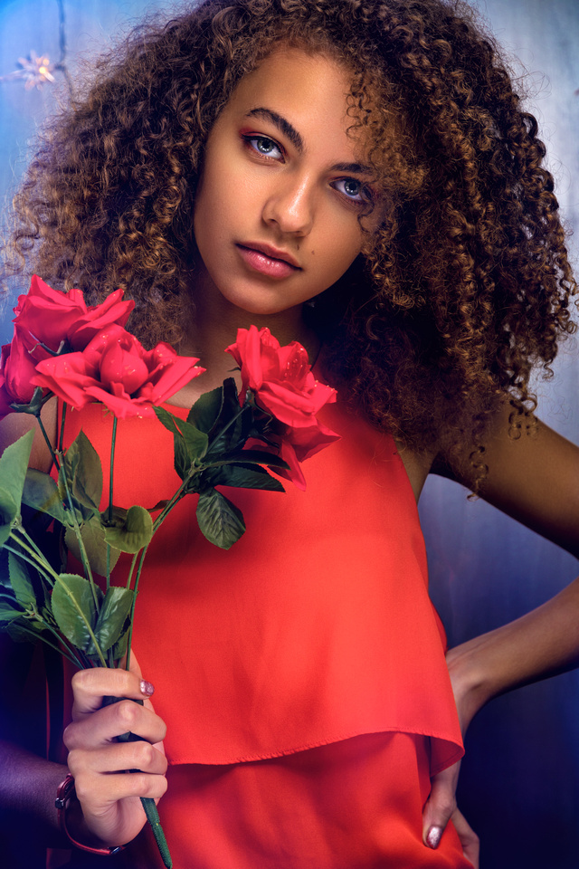 New Look Fashion and Roses